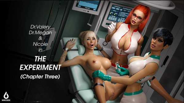 Miki3dx - The Experiment Chapter Three