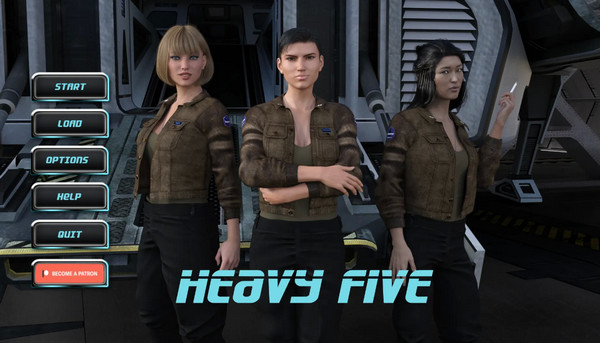 Heavy Five (Update) Ch. 3 Ver.1.1