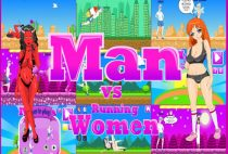 Man vs Running Women (Eng)