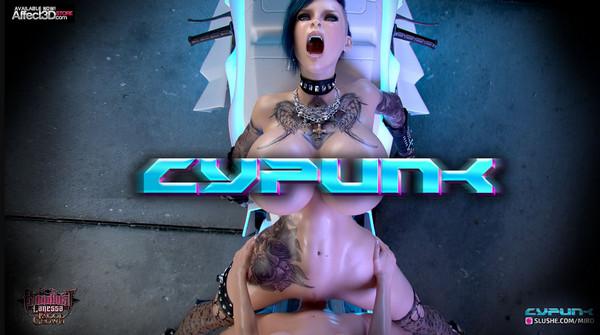 Miro - Cyberpunk