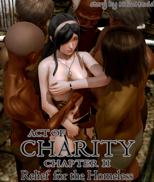 KainHauld - Act of Charity (Chapter 1 - 2)