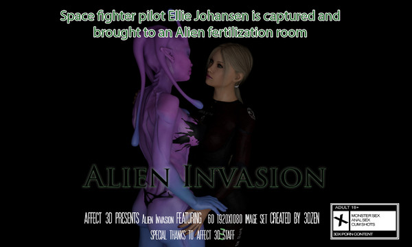 3DZen – Alien Invasion