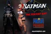 Mega Parodies – Batman – The Pervert Bat