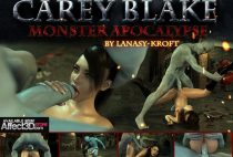 Lanasy-Kroft - Carey Blake - Monster Apocalypse
