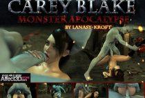Lanasy-Kroft - Carey Blake - Monster Apocalypse