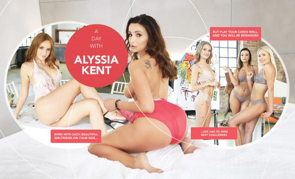 A day with Alyssia Kent