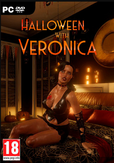 Halloween with Veronica