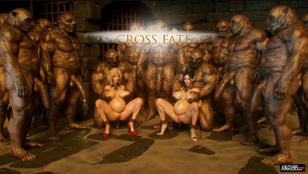 Jared999D - Elf Slave 4 Cross Fate