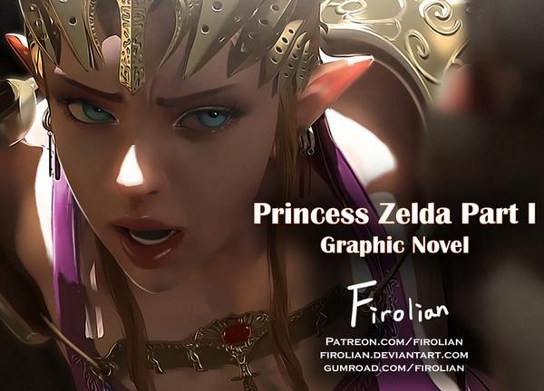 Firolian – Princess Zelda 1-3