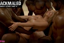 Gonzo - Blackmaled Series 3 - Lenka's story 1-4