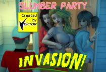 Vektor3dx – Slumber Party Invasion