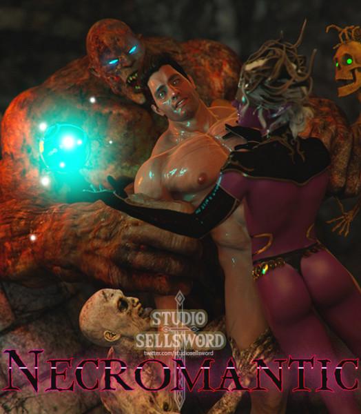 Studiosellsword – Necromantic