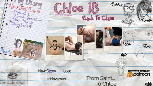 Chloe18 - Back To Class (Update) Ver.0.40.1