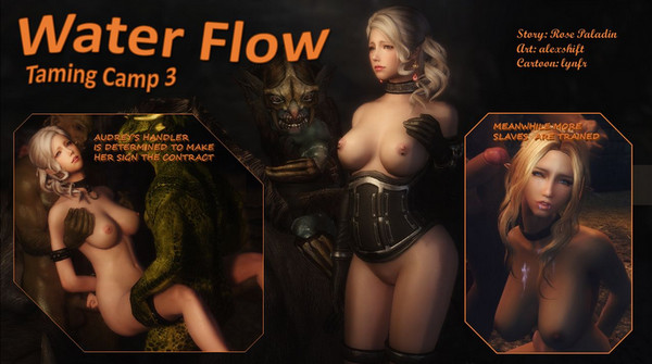 Alexshift – Water Flow – Chapter 0-3