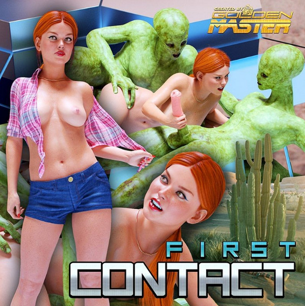 Goldenmaster – First Contact 1-4