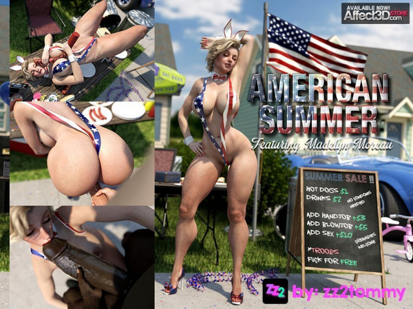 ZZ2Tommy - American Summer – Madelyn