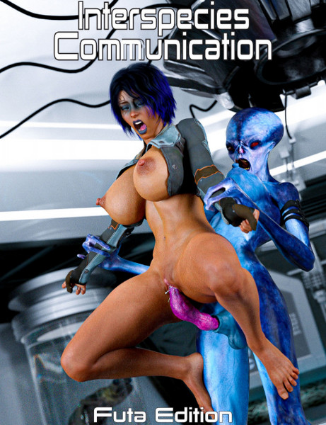 RedRobot3D – Interspecies Communication – Futa Edition