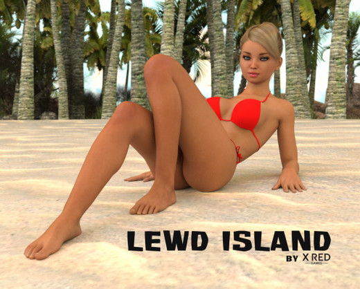 Lewd Island (Update) Day 10