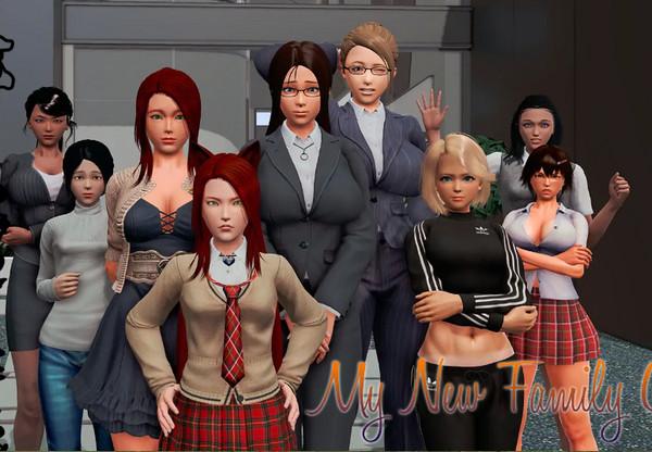 My New Family (InProgress) Ver.0.6