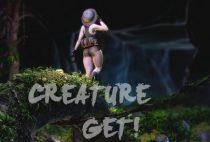 Nitely - Creature Get! (Ch. 1-3)