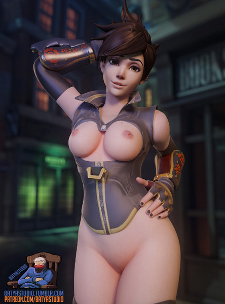 Tracer - Overwatch Compilation