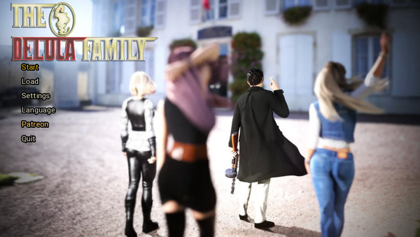 The DeLuca Family (Update) Ver.0.06