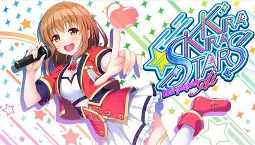 Kirakira Stars Idol Project AI (Eng)