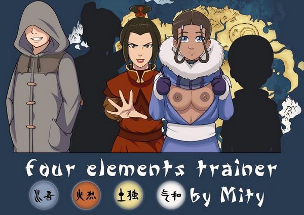 Four Elements Trainer (Update) Ver.0.8.6c
