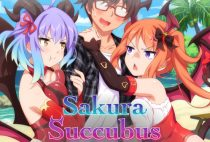 Sakura Succubus