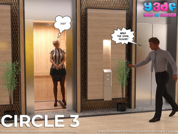 Y3DF – Circle 3