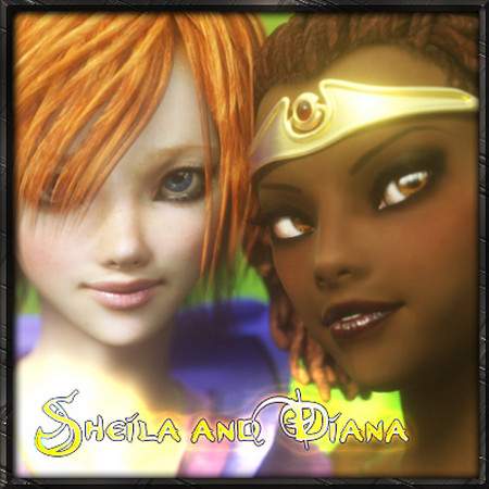 Vaesark - CGS 128 - Sheila and Diana