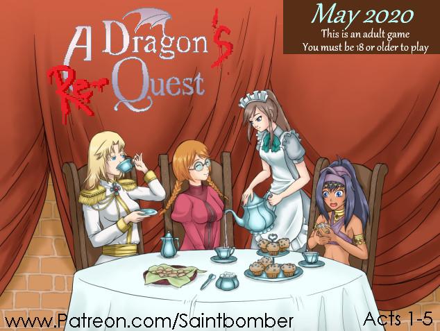 a Dragon's reQuest