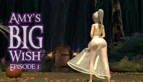 Amy's Big Wish - Episode 1