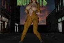 Briaeros - Deviant Soldier Mutants