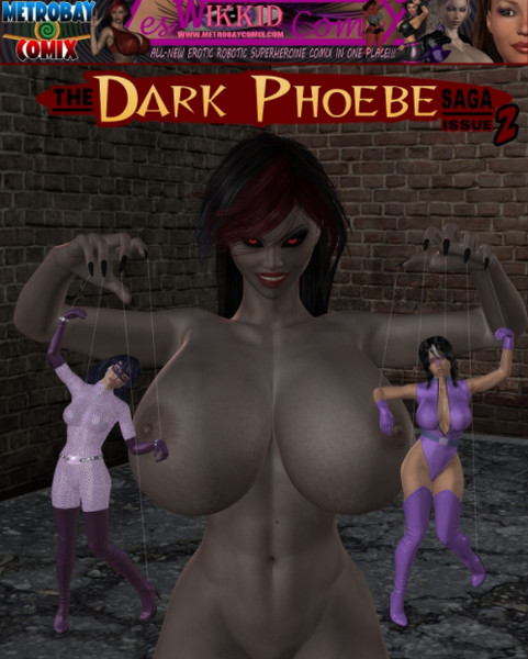 MetrobayComix – The Dark Phoebe Saga 1-2