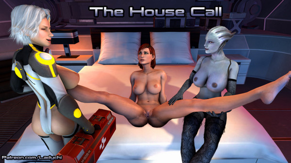LadyChi – The House Call