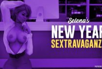 Greebo - Selena's New Year Sextravaganza