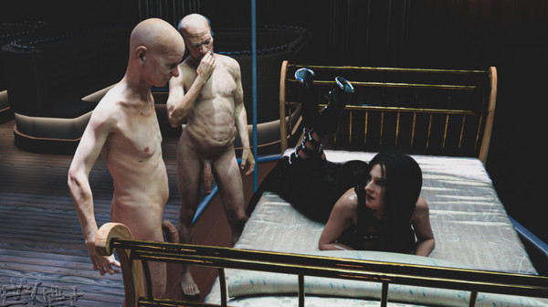 Enetwhili2 – Old Dudes Visit The Dungeon