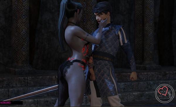 Kokoro – Prince's Harem 1-2