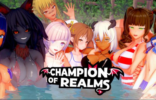 Champion of Realms (InProgress) Ver.0.50