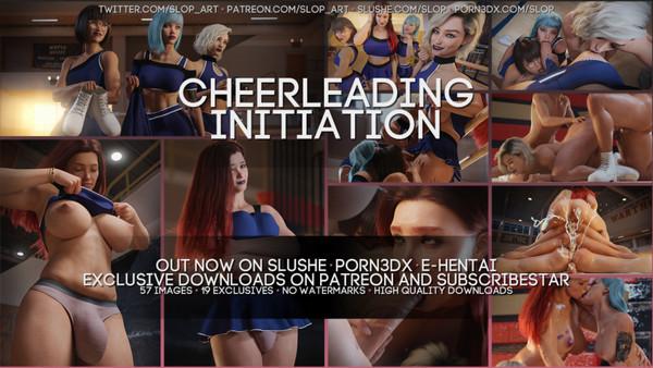 SloP – Cheerleading Initiation